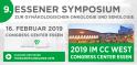 9. Essener Symposium zur Gynäkologischen Onkologie und Senologie  Logo
