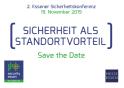2. Essener Sicherheitskonferenz Logo