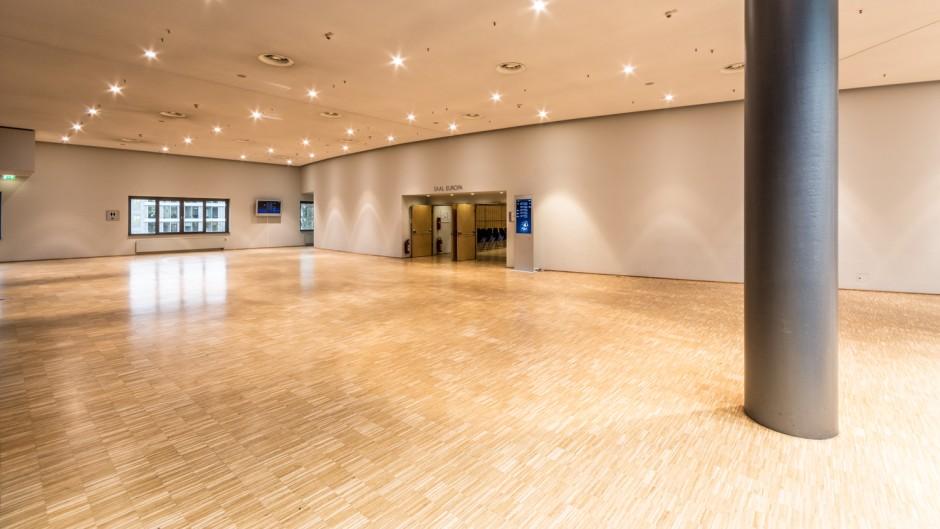 Congress Center Essen CC West Foyer OG Mesmerizing Foyer Interior Design